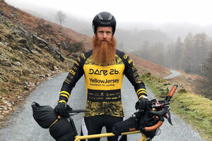 Sean Conway: Crossing Europe by Bicycle, at Speed