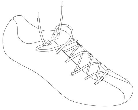 Quoc - Patented Lacing Technique 2
