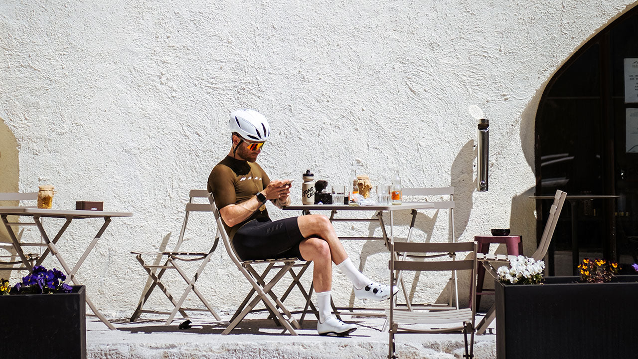 QUOC Cycling shoes Fernwee in the Dolomites