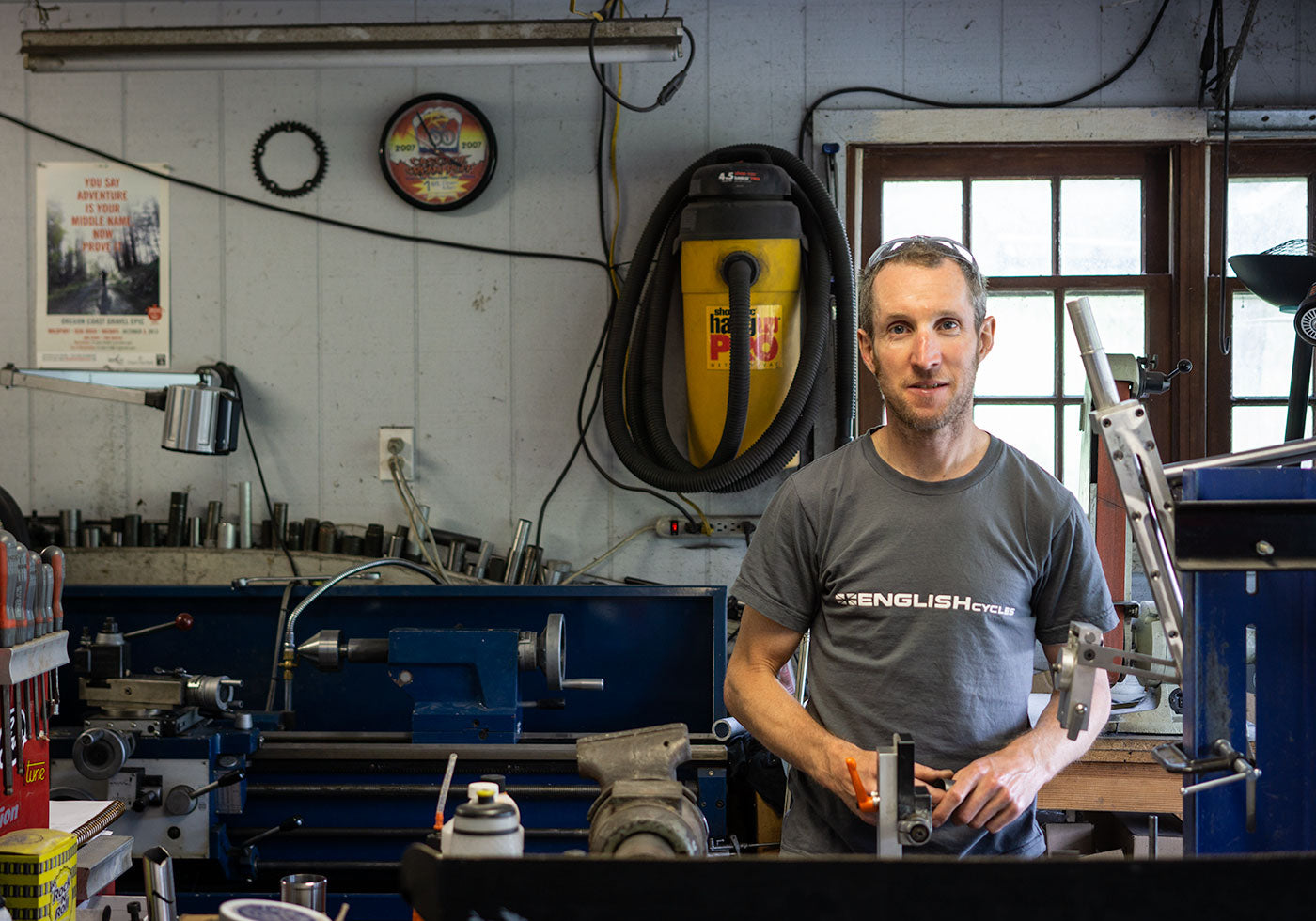 The Engineer: Rob English of English Cycles