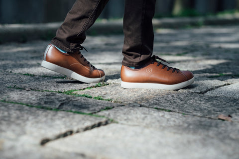 Quoc Urbanite Low Tan