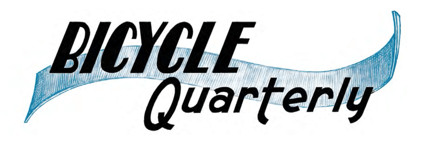 Bicycle Quarterly - GT