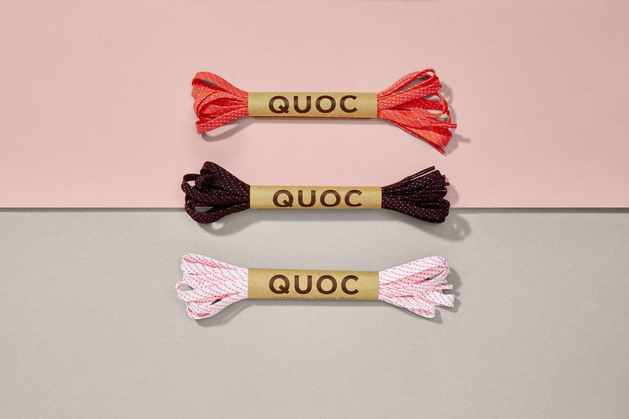 Quoc Candy Shoelaces - 3 Pack