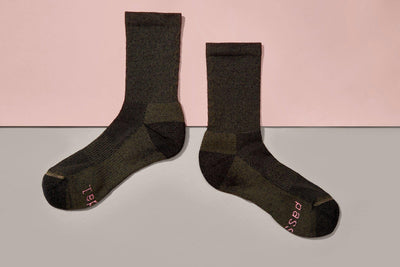 Extra Fine Merino Tech Wool Sock - Single
