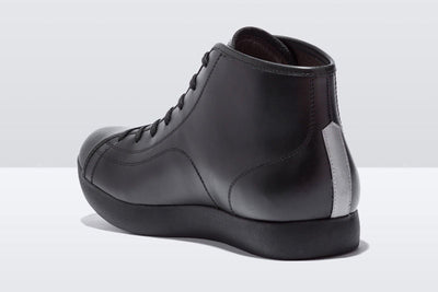 Quoc Urbanite High Top Shoes - Black