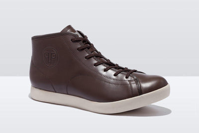Quoc Urbanite High Top Shoes - Brown