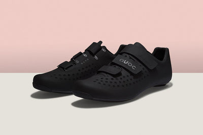 Quoc Night Mono Shoes - Black