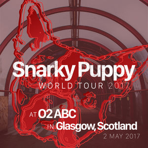 May 02, 2017 - Glasgow, United Kingdom (mp3)