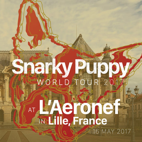May 16, 2017 - Lille, France (mp3)