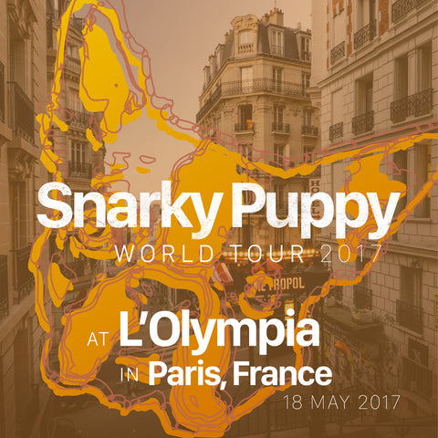 May 18, 2017 - Paris, France (FLAC)