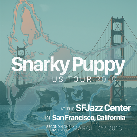 March 2, 2018 - San Francisco, CA (Day 2, Show 1) [mp3]