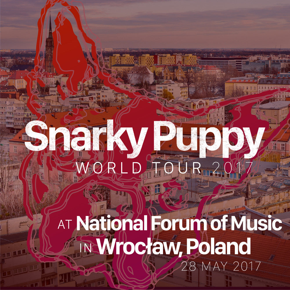 May 28, 2017 Wroclaw, Poland (FLAC)