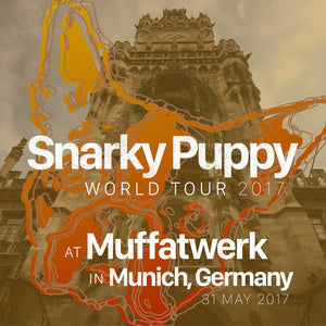 May 31, 2017 Munich, Germany (mp3)
