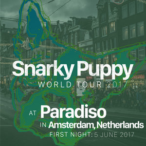 June 5, 2017  Amsterdam, Netherlands (FLAC)