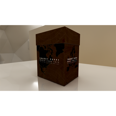 World Tour 2015 Collector's Edition Box Set + Free Downloads