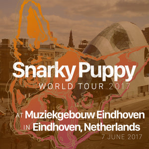 June 7, 2017  Eindhoven, Netherlands (mp3)
