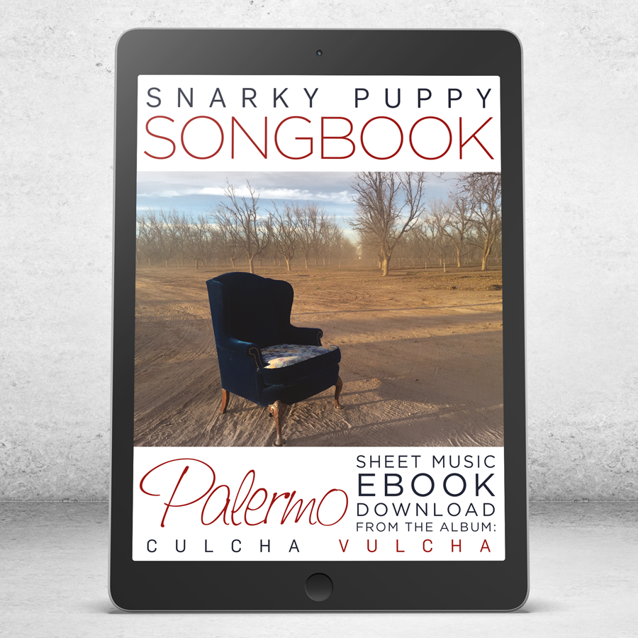 Palermo - Snarky Puppy Songbook [eBook]