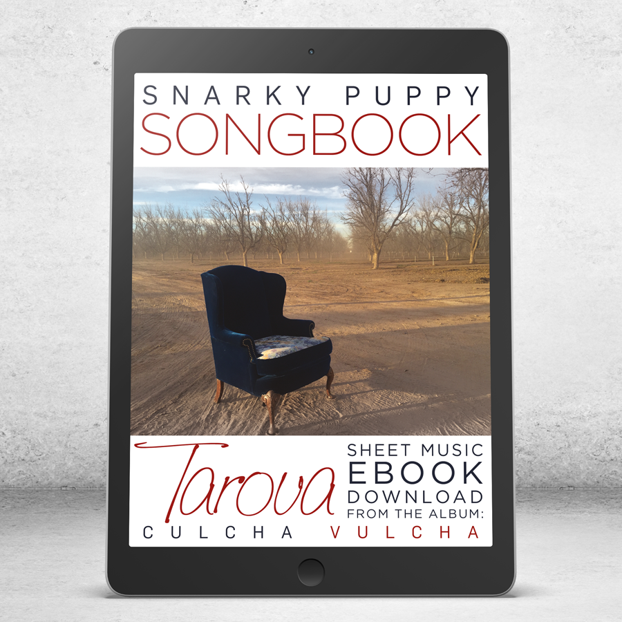 Tarova - Snarky Puppy Songbook [eBook]