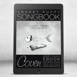 Coven - Snarky Puppy Songbook [eBook]