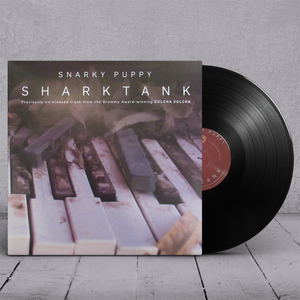 "Sharktank [10"" Vinyl Single]"