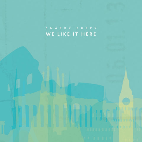 We Like It Here [Vinyl LP]