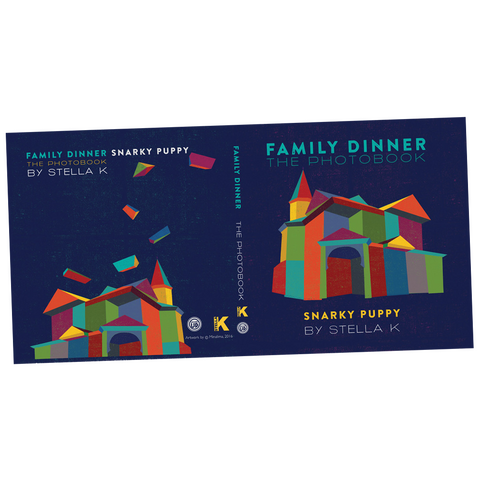Family Dinner 2 Photo Book