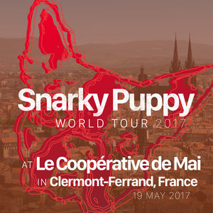 May 19, 2017 - Clermont-Ferrand, France (mp3)