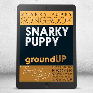 Thing Of Gold - Snarky Puppy Songbook [eBook]