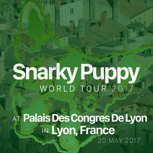 May 20, 2017 - Lyon, France (mp3)