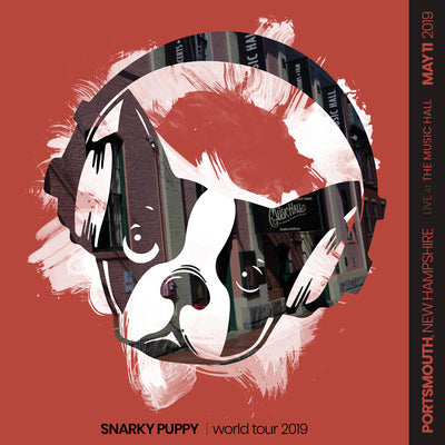 Live Snarky - Snarky Puppy Official Online Store