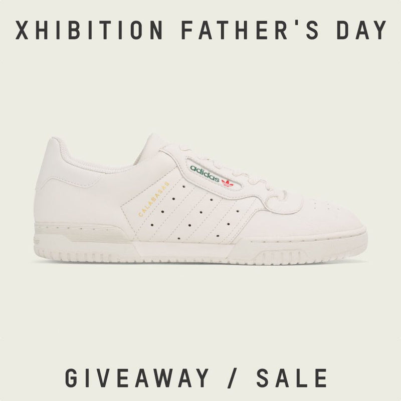 🔥 Father's Day Sale + Yeezy Powerphase GIVEAWAY entry with purchase 🔥