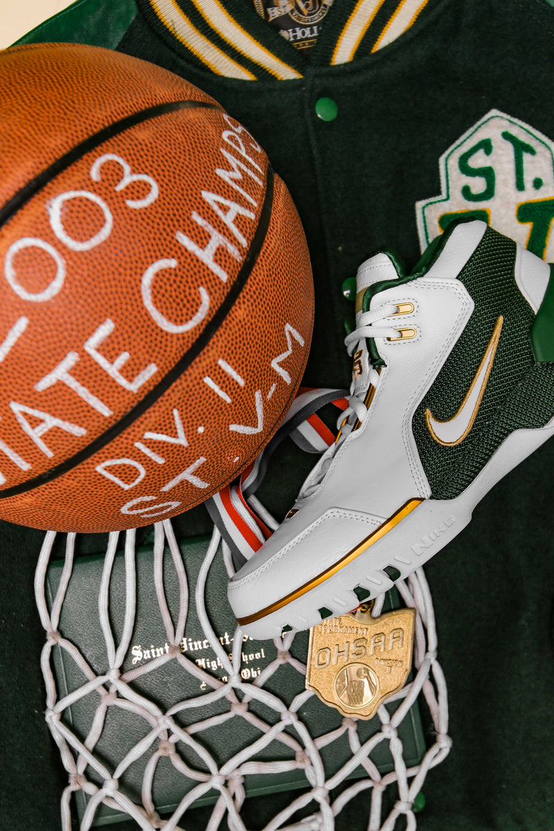 Recap: LeBron Air Zoom Generation SVSM Retro