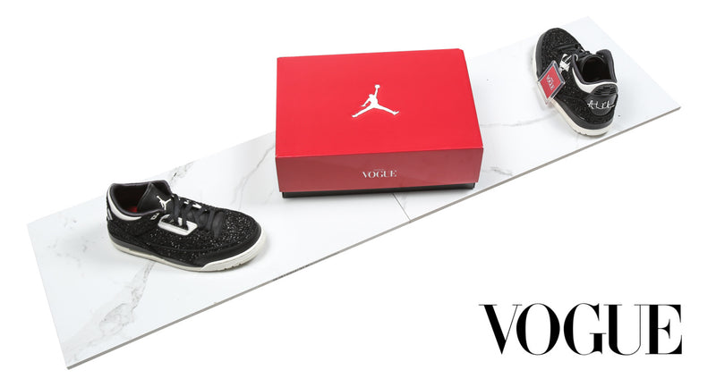 Vogue x Air Jordan 3 Retro AWOK
