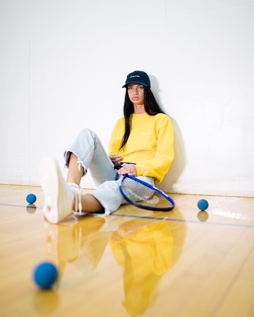 Sporty and Rich by Emily Oberg - Xhibition