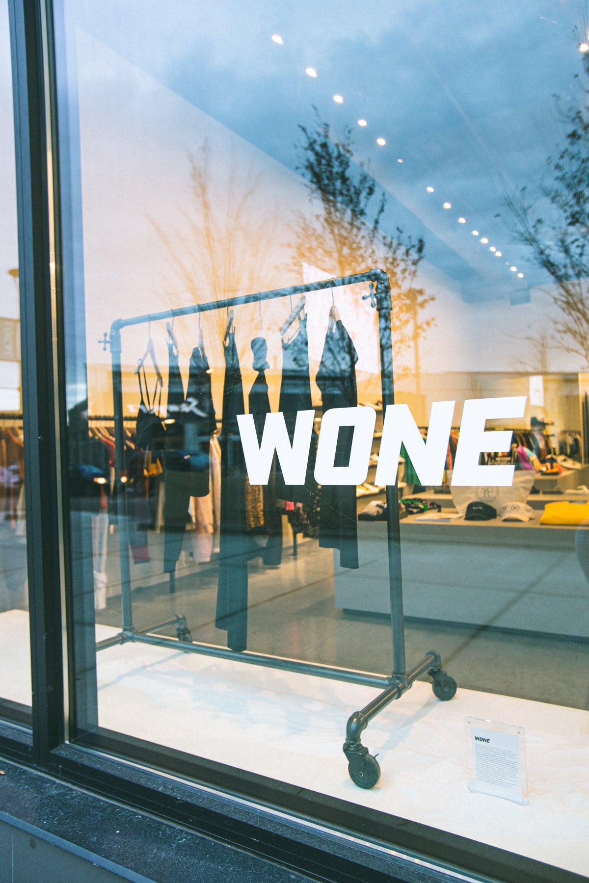 WONE- Collection #3 preview at our Van Aken location