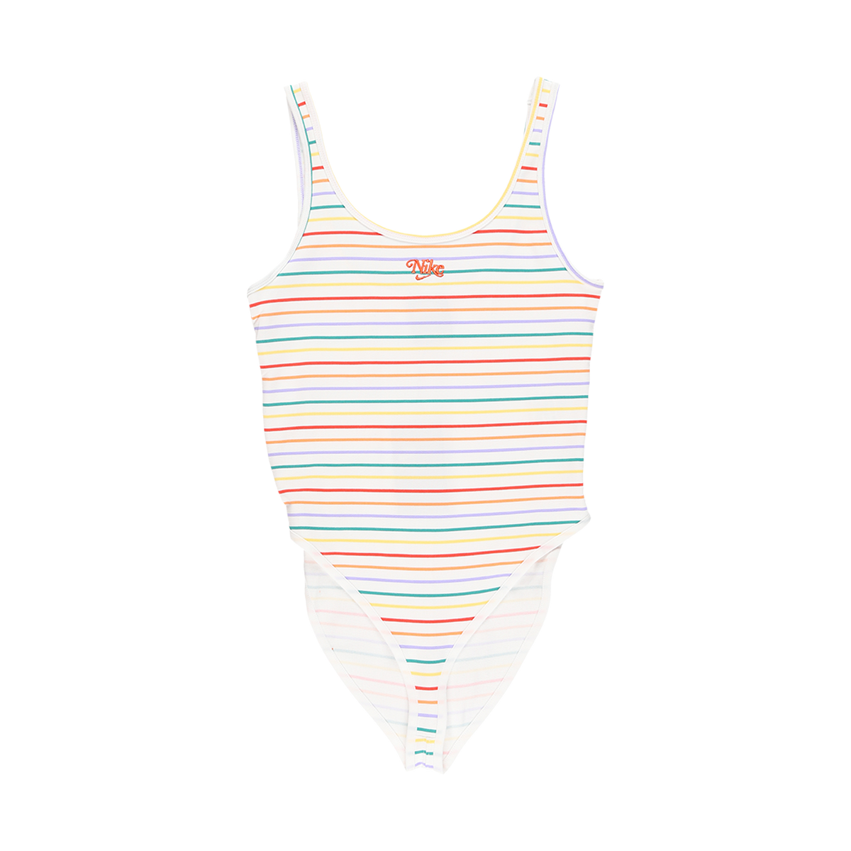 Nike Women's Striped Bodysuit  - XHIBITION