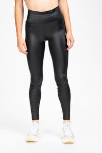 Off-White Women's Athleisure Cut Out Leggings  - XHIBITION