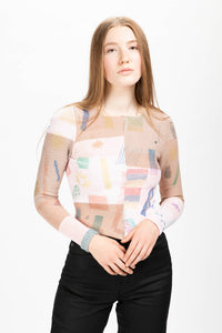 Eckhaus Latta Women's Filati Top  - XHIBITION