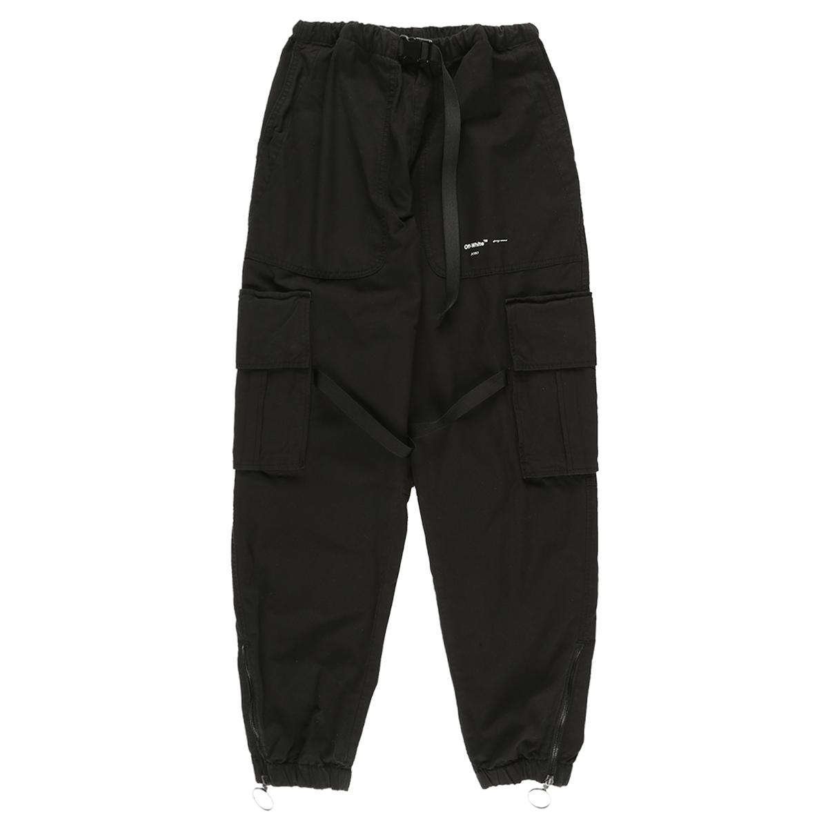 Off-White Parachute Cargo Pants  - XHIBITION