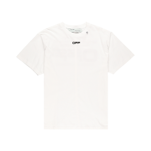 Off-White Wavy Line Logo Oversized T-Shirt  - XHIBITION