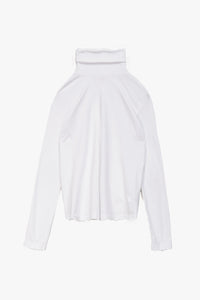 RE/DONE Women's Long Sleeve Turtleneck  - XHIBITION