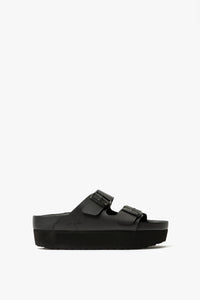 Birkenstock Women's Arizona Exquisite Platform Sandal  - XHIBITION