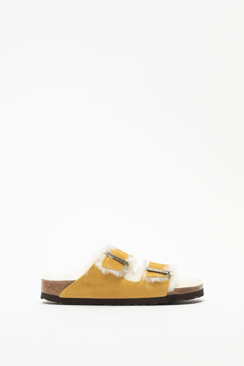 Birkenstock Women's Arizona Shearling  - XHIBITION