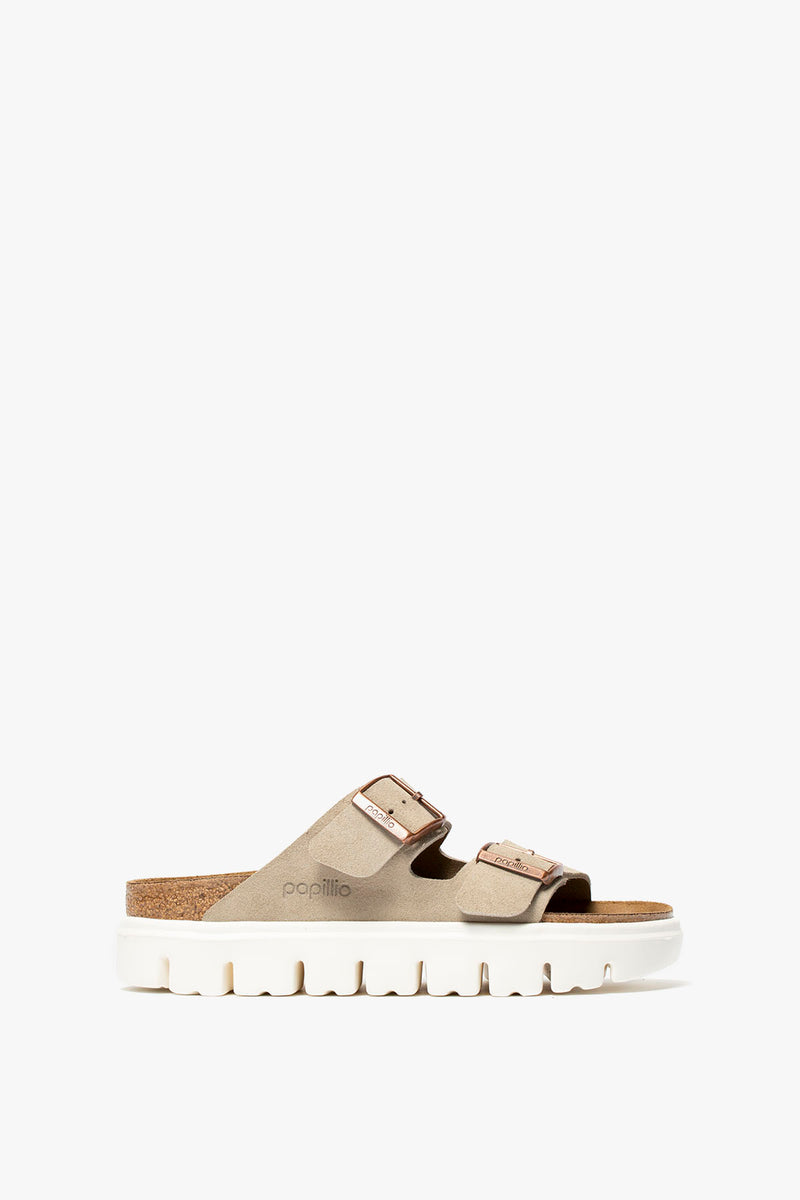 Birkenstock Women's Arizona Chunky Suede  - XHIBITION