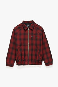 Stüssy Shadow Plaid Bryan Jacket  - XHIBITION