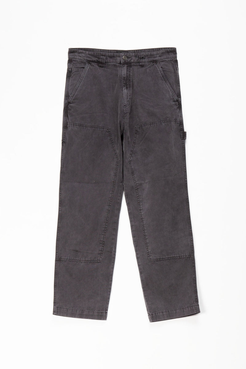 Stüssy Washed Canvas Work Pants  - XHIBITION