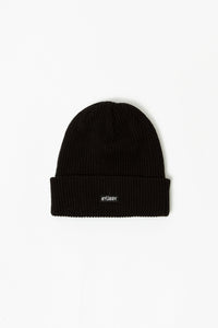 Stüssy Small Patch Watchcap Beanie  - XHIBITION