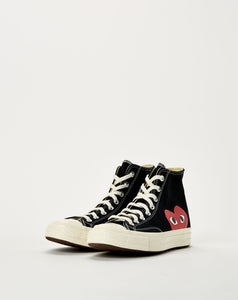 Converse Comme des Garcons Play x Chuck Taylor All Star 1970s Hi  - XHIBITION