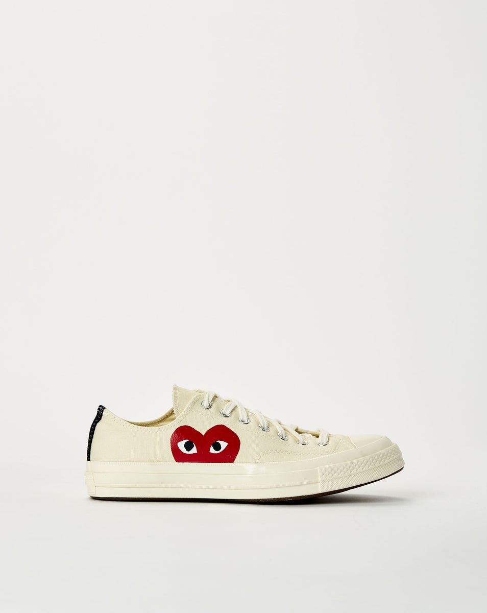 Converse Comme des Garcons Play x Chuck Taylor All Star 1970s OX  - XHIBITION