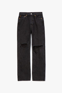 RE/DONE Women's High Rise Loose Jeans  - XHIBITION